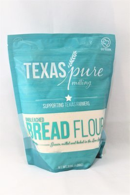 Texas Pure Milling Unbleached Bread Flour