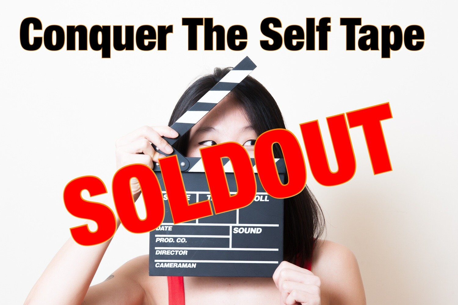 CONQUER THE SELF TAPE