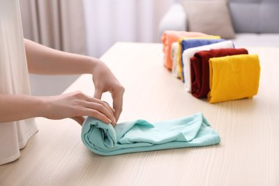 Wash, Dry & Fold (Up to 10 KG)