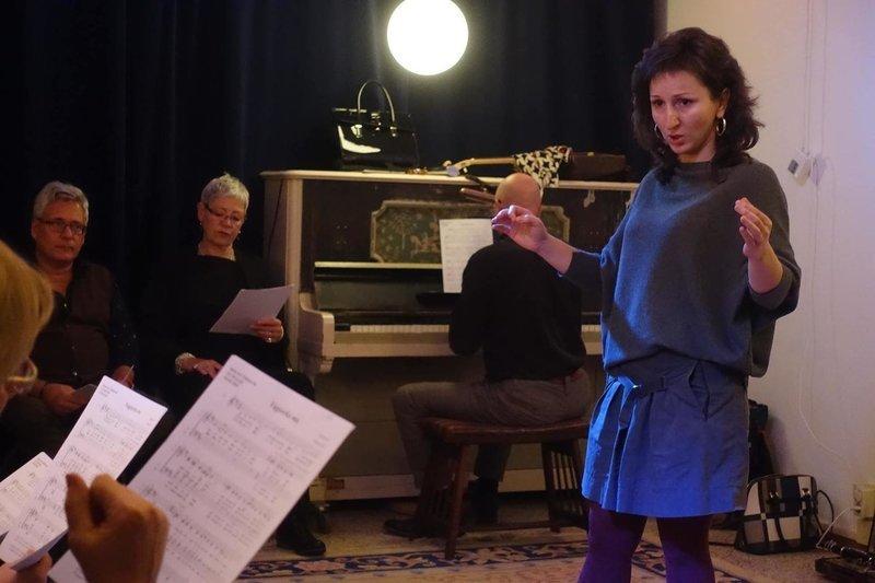 Workshop Georgian Polyphonic Singing