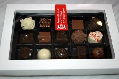 Bonbons van het Zeeuwse Ministerie van chocolade - 250 gram