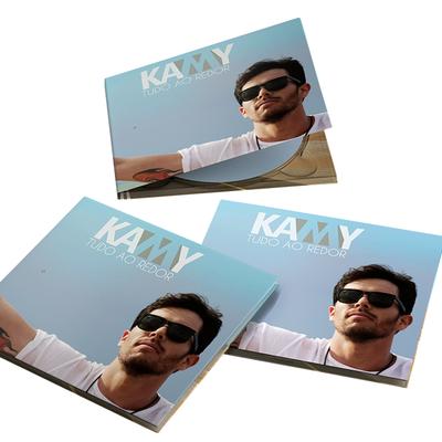 CD Adriano Kamy - Tudo ao Redor