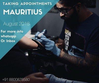 Deposit for Mauritius Clients