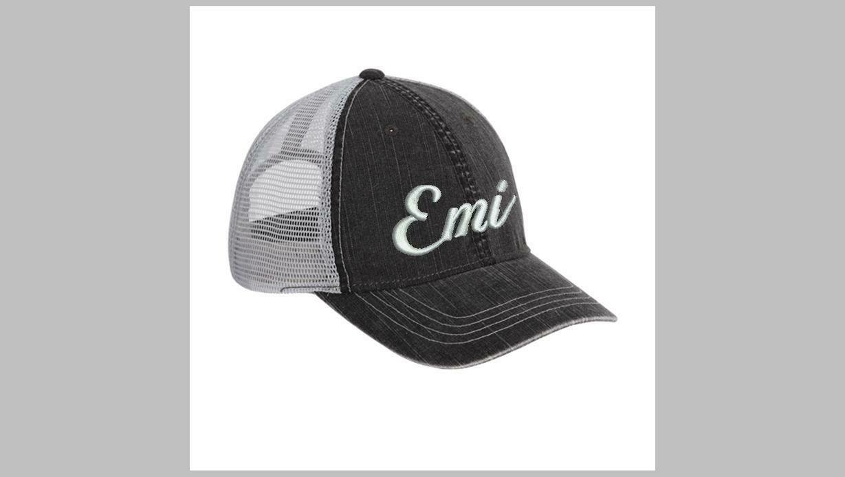 Charcoal / Grey Trucker Cap
