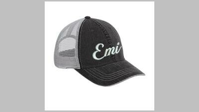 Charcoal / Grey Trucker Cap
