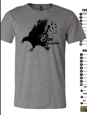 Blackbird Shirt