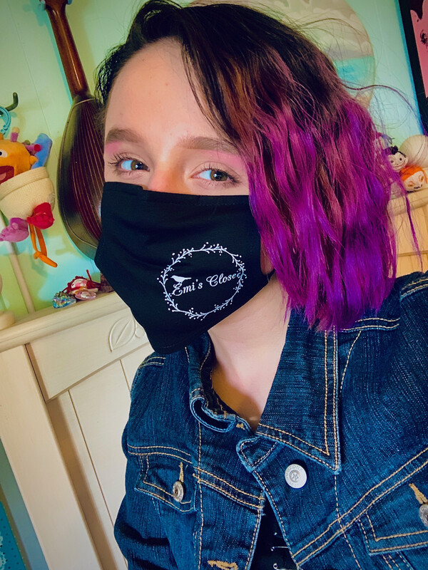 Official Emi's Closet Mask