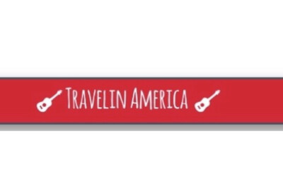 Travelin America Bracelet And Sticker