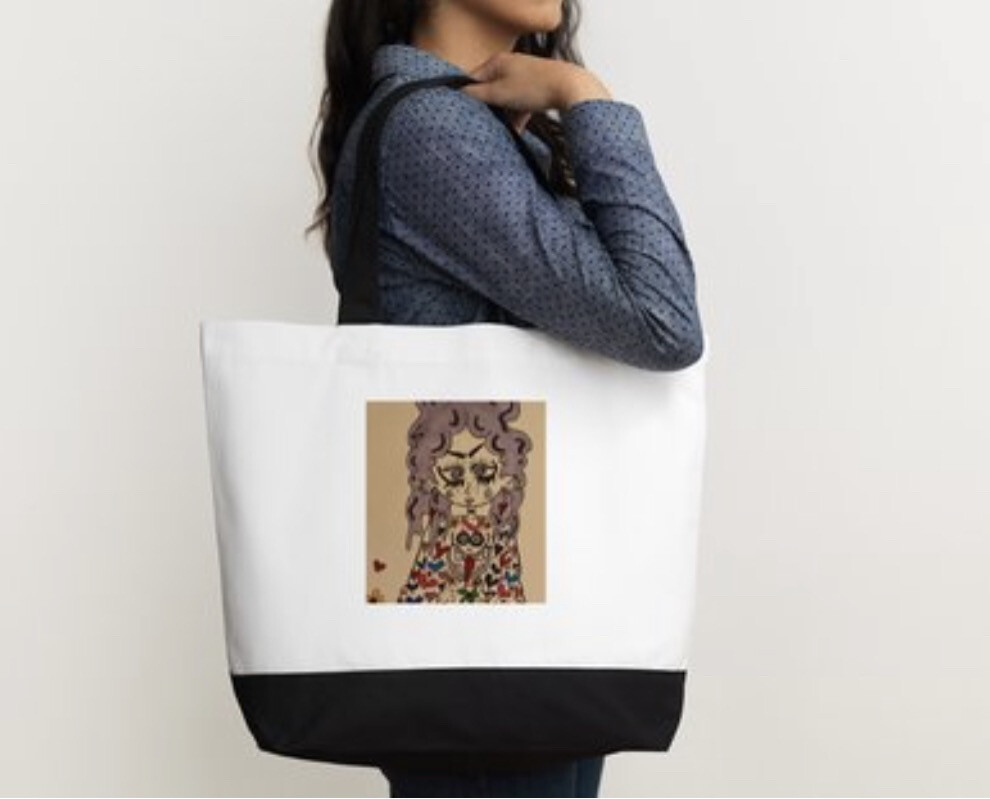 Be you Art Tote