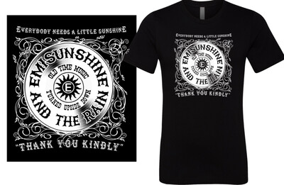 Official EmiSunshine Medium T-Shirt