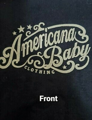 Americana Baby American Dream Shirt LG