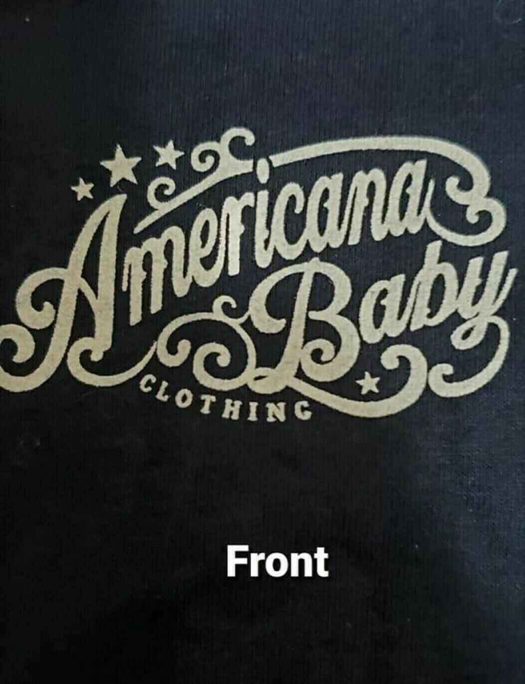 Americana Baby American Dream Shirt LG