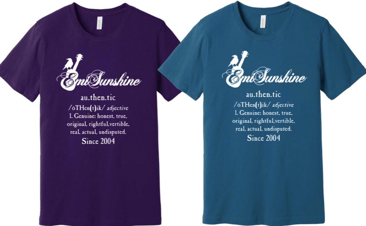 Support Emi  T-Shirts Purple 2XL