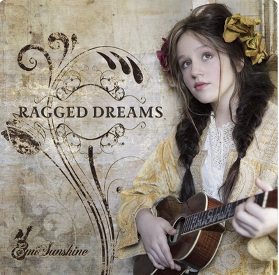Ragged Dreams CD Signed