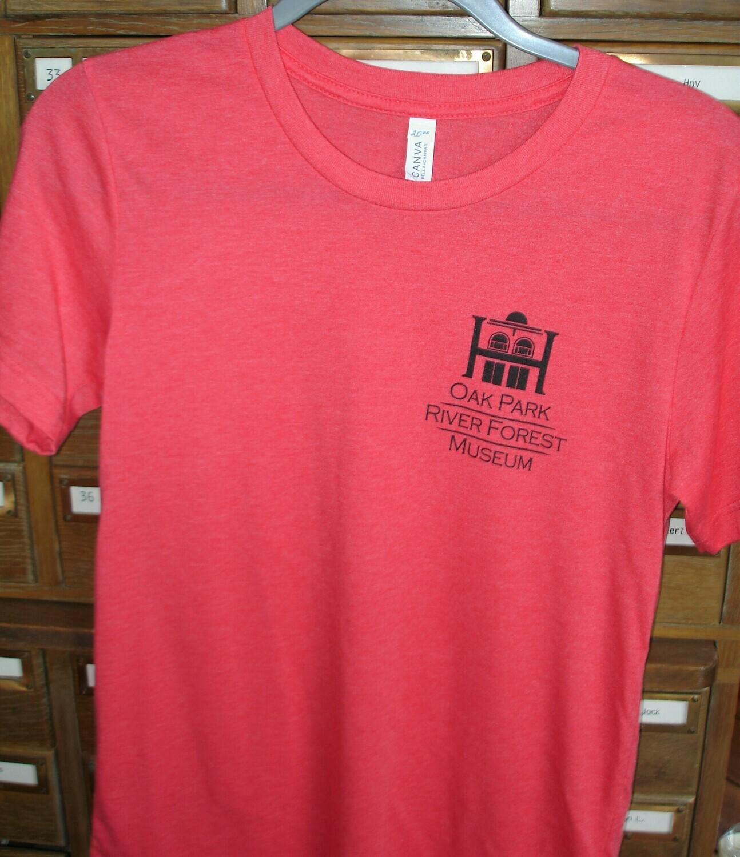 T-Shirt - Oak Park River Forest Museum Logo