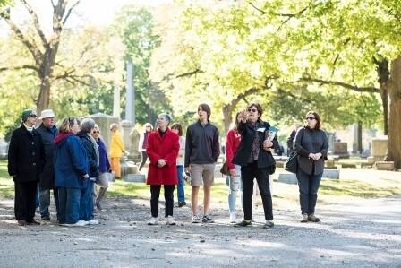 Summer Cemetery Walking Tour- Sept. 26
