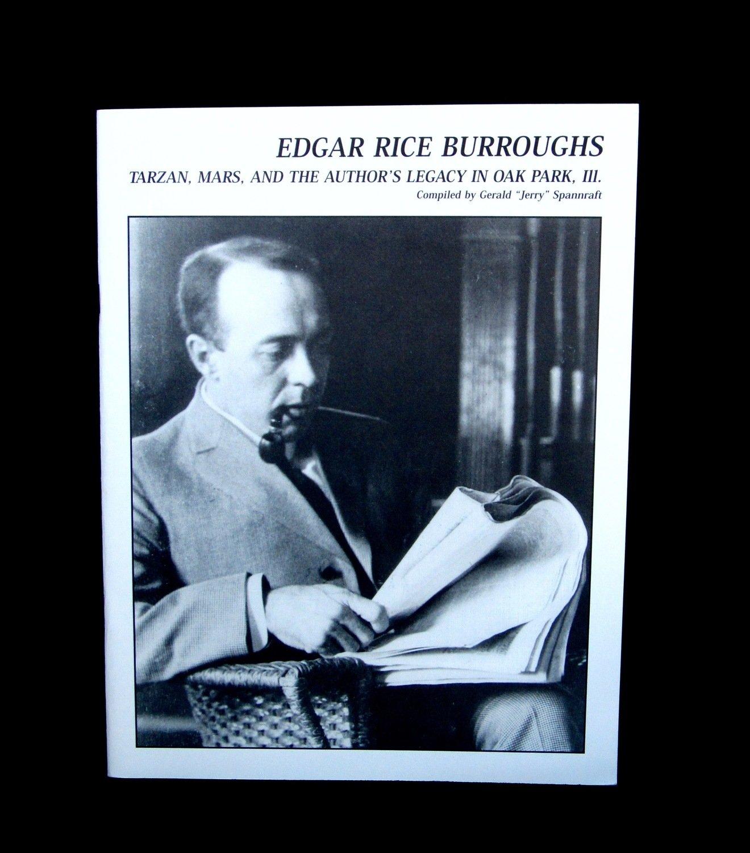 Edgar Rice Burroughs: Tarzan, Mars, and Legacy