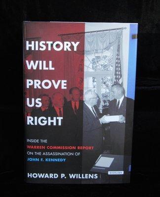 History Will Prove Us Right