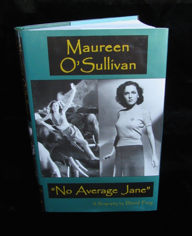 Maureen O'Sullivan: No Average Jane