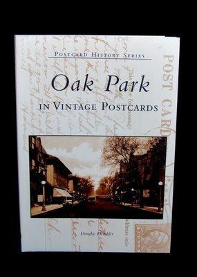 Oak Park in Vintage Postcards