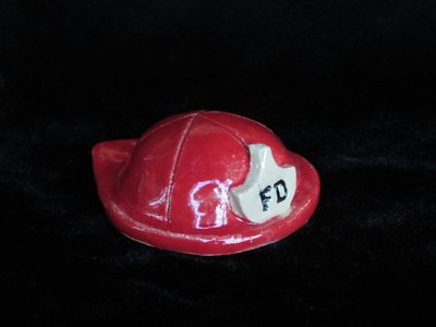 Whistle- Firefighter hat