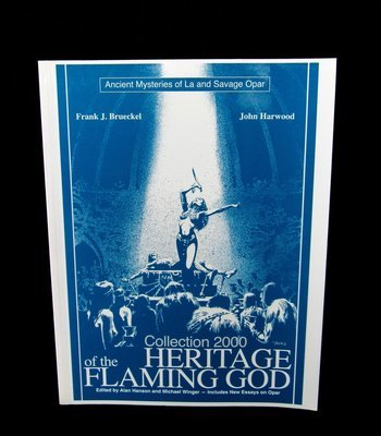 Heritage of the Flaming God