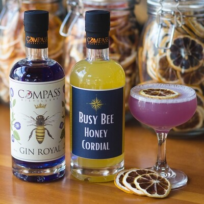 """""""Busy Bee"""" Cocktail Kit - Pick Up or Local Delivery only"""