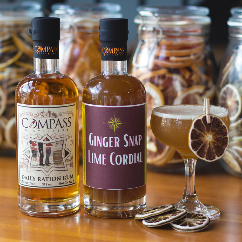"""Ginger Snap"" Cocktail Kit - Pick Up or Local Delivery ONLY"
