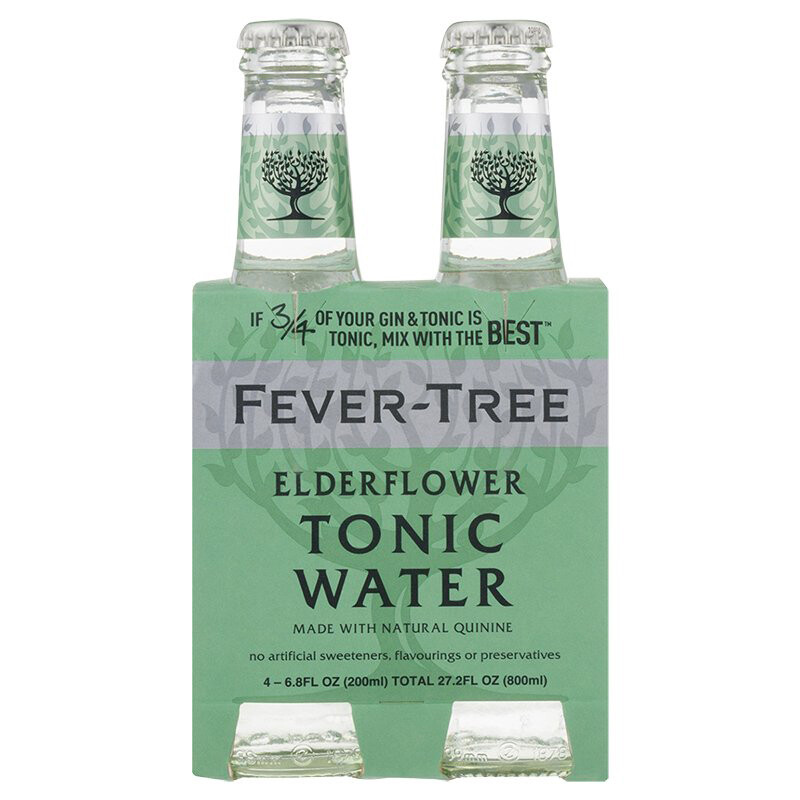 Fevertree Tonic - Elderflower