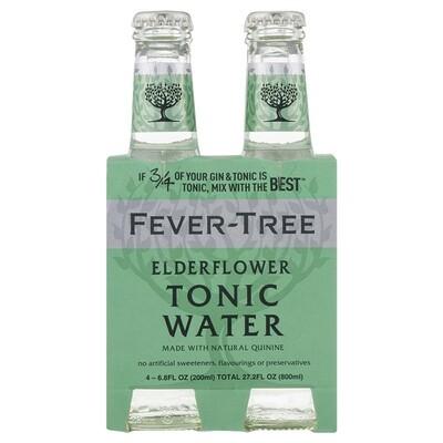Fevertree Tonic - Elderflower