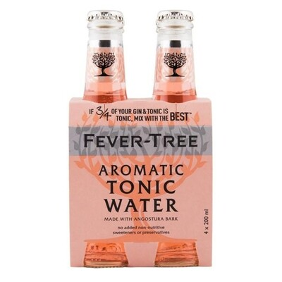 Fevertree Tonic - Aromatic