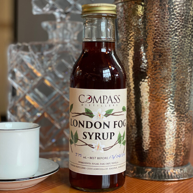 London Fog Syrup - Pick Up or Local Delivery Only