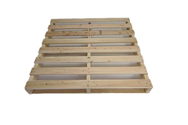 Heat Treated Standard Wood Pallet 48x48 QTY 10