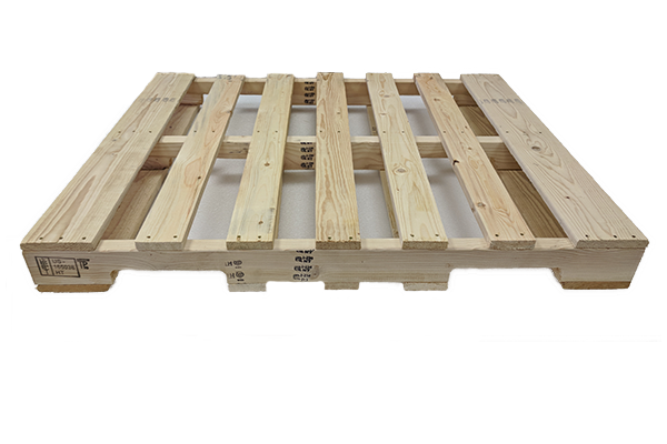 GMA (Grocery) Heat Treated Wood Pallet 48x40 QTY 10