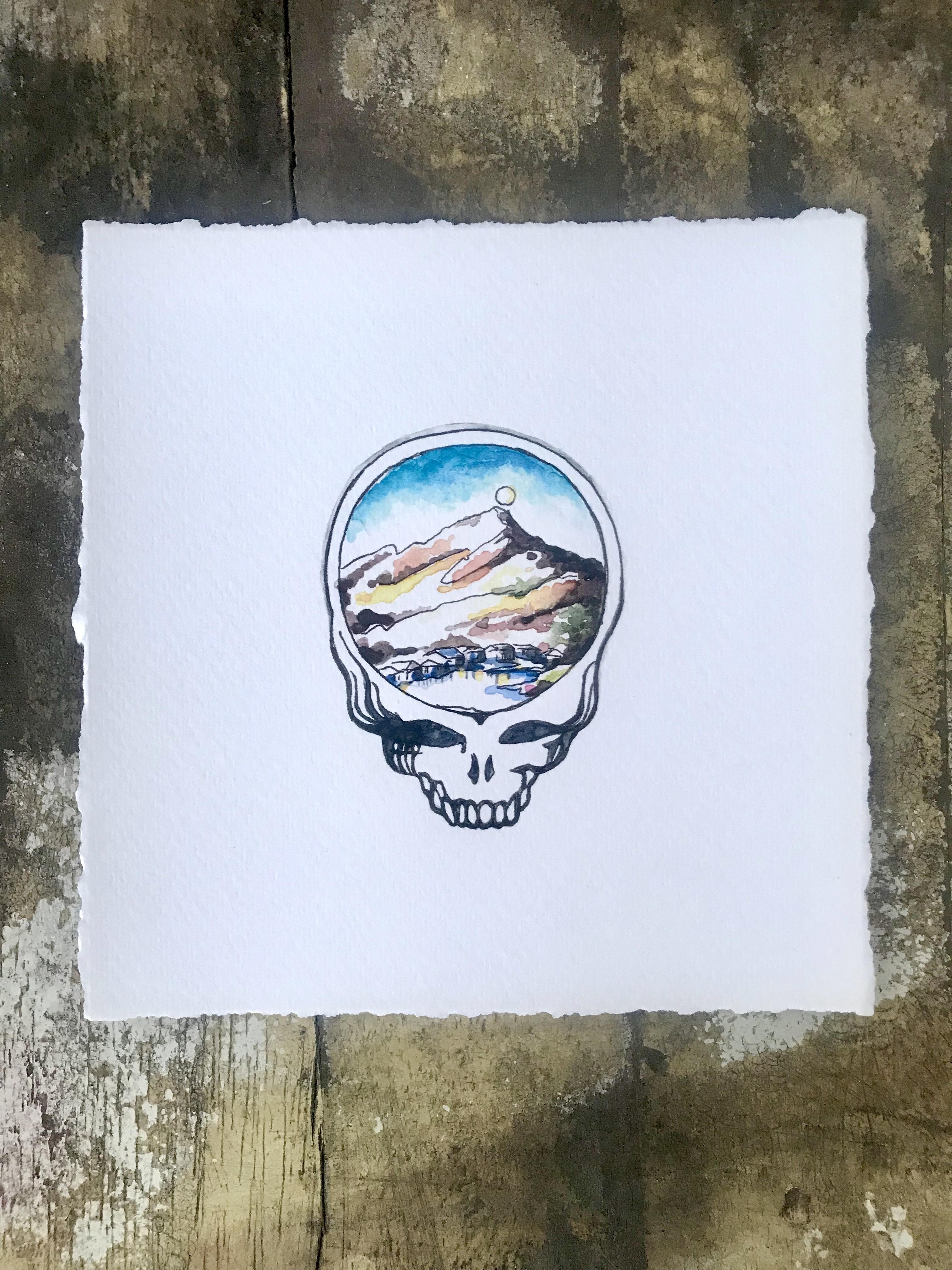 Mount Tamalpais Stealie (Pre-Order) 00014