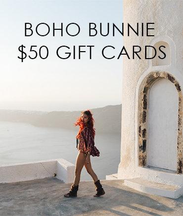 Boho Bunnie Gift Cards 00008