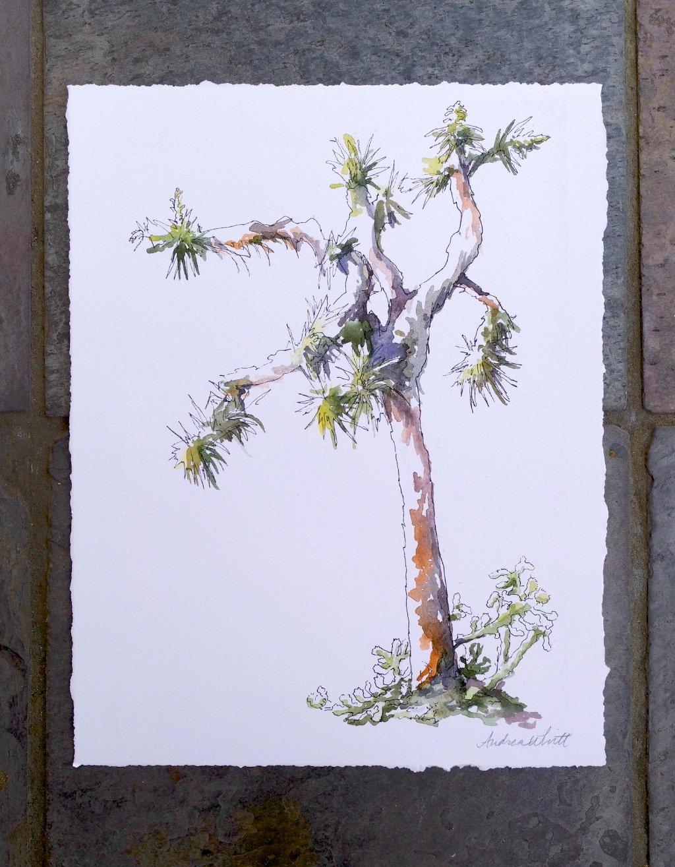 Joshua Tree Giclée Print