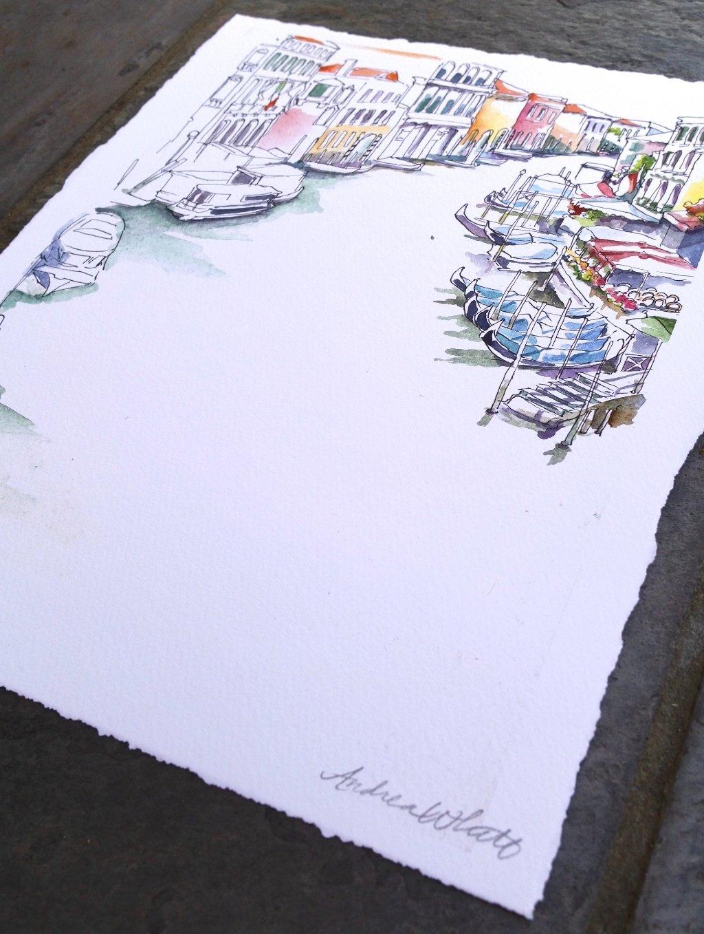 Venice Giclée Print