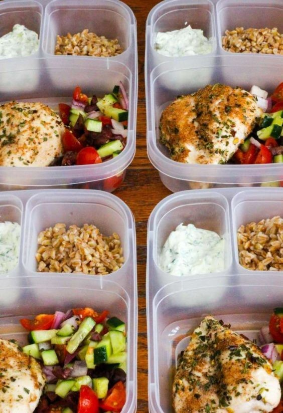 One Month Meal Plan