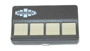 974AC AccessMaster Four Button Visor Remote