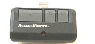 893AC AccessMaster Three Button Visor Remote