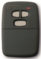 Digi-Code Three Button Visor Transmitter, DC5032