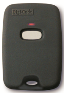 Digi-Code One Button Key Chain Transmitter, DC5042