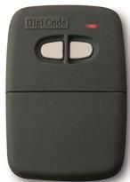 Digi-Code Two Button Visor Transmitter, DC5062