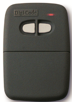 Digi-Code Two Button Visor Transmitter, DC5062