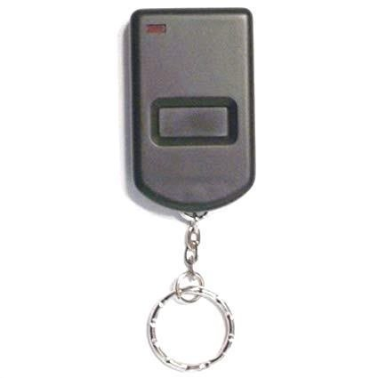 S219-1K One Button Key Chain Remote, 310MHz