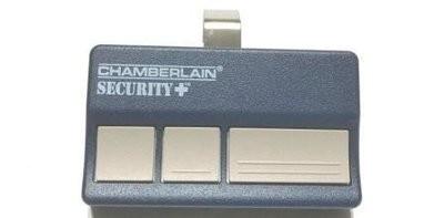953CB Chamberlain Three Button Visor Remote