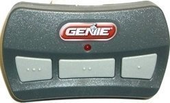 GITR-3 Three Button Intellicode Visor Remote