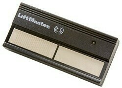 362LM LiftMaster Two Button Visor Remote, 315MHz