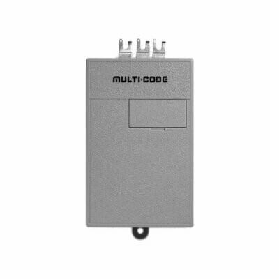 109020 Multi-Code Receiver, 24vac, 300MHz